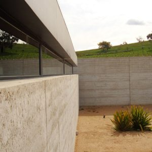 Rammed earth houses | Olnee Earth