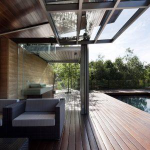 Rammed earth houses | Olnee Earth