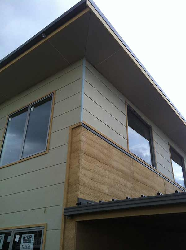 Rammed Earth Machine For Sale http://olneerammedearth.com.au/rammed-earth-house-for-sale-in-corinella/