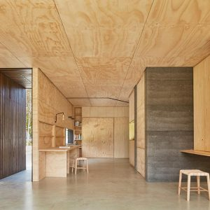 Balnarring rammed earth project