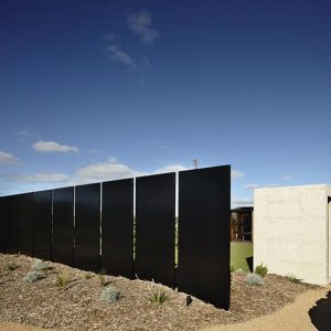 Wolveridge, Blairgowrie rammed earth project