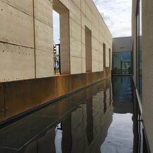 Bunurong rammed earth project