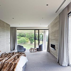 Harkaway rammed earth project