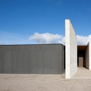 Merricks rammed earth house