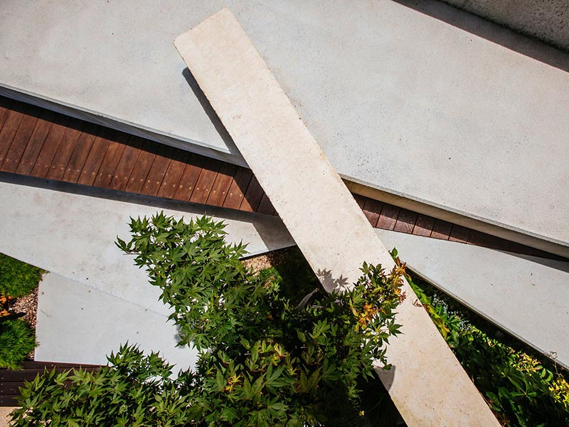 Take a look at the gallery of Olnee's rammed earth completed commercial projects