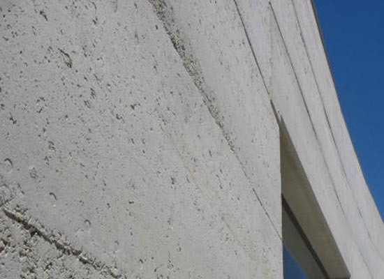 Take a look at our rammed earth technical specifications page